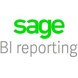 Sage BI Reporting mercuria