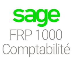 Logo Sage FRP 1000 Compta