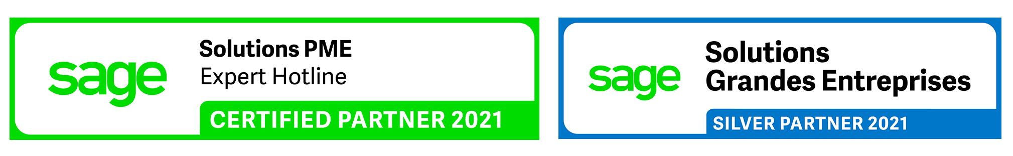 Mercuria Certification Sage PME et GME 2021