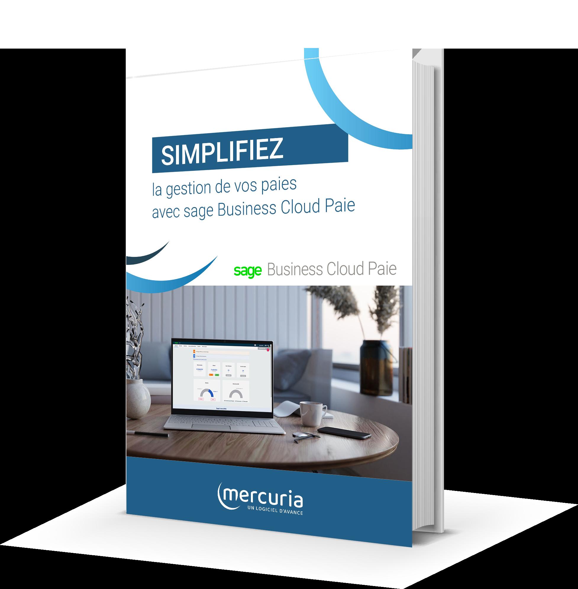 Plaquette Mercuria_ Sage Business Cloud Paie