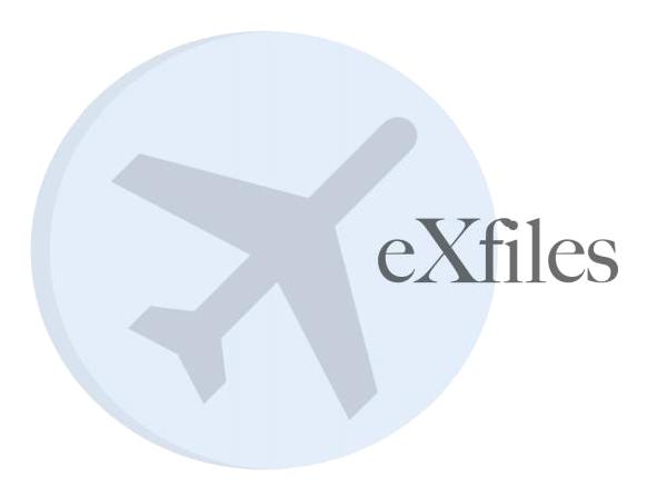 logo exfiles by mercuria