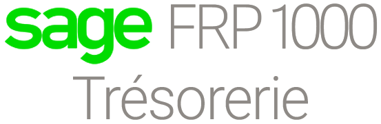 Sage FRP 1000 Trésorerie logo