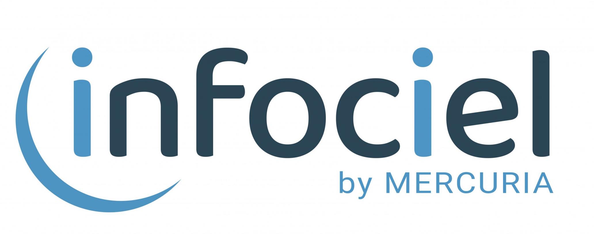 Logo Infociel by Mercuria