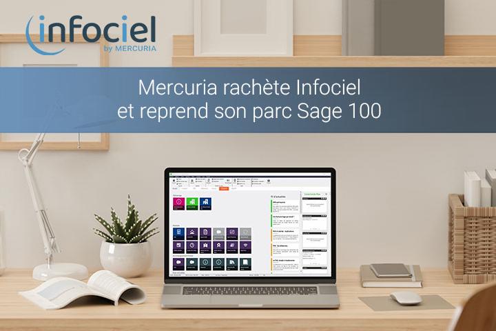 Mercuria rachète Infociel by Mercuria sage 100